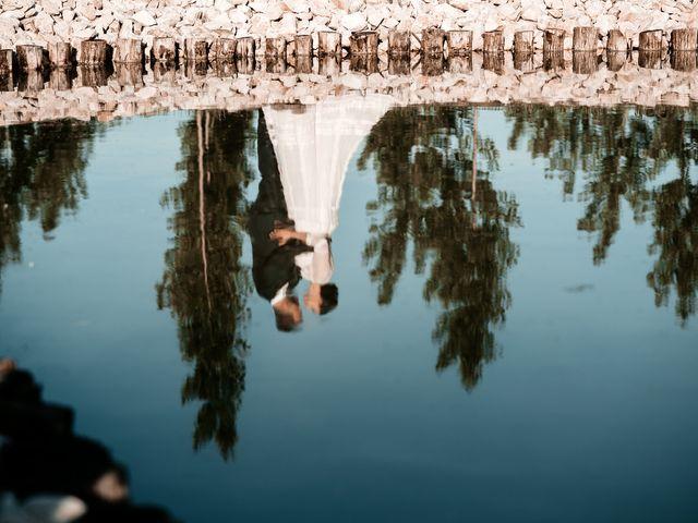 Il matrimonio di Denis e Irene a Noale, Venezia 24