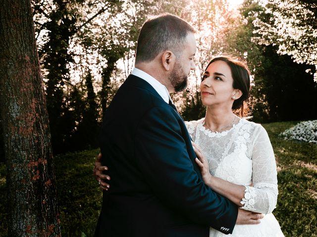 Il matrimonio di Denis e Irene a Noale, Venezia 32