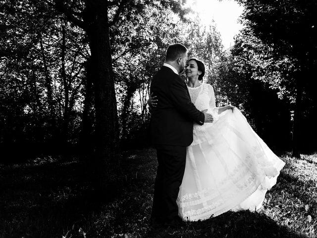 Il matrimonio di Denis e Irene a Noale, Venezia 34