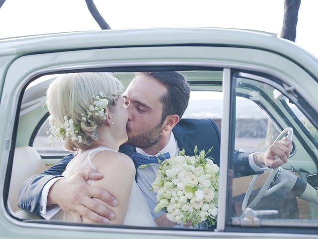 Il matrimonio di Alessandro e Christine a Napoli, Napoli 12