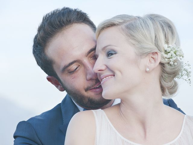 Le nozze di Christine e Alessandro