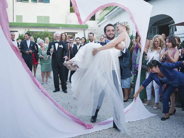 Il matrimonio di Alessandro e Christine a Napoli, Napoli 2