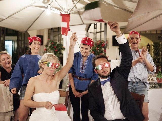 Il matrimonio di Alessandro e Christine a Napoli, Napoli 15