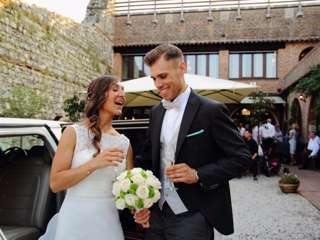 Le nozze di Sara e Filippo