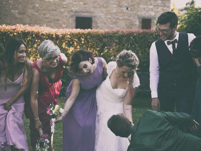 Il matrimonio di Andrea e Eleonora a Grumello del Monte, Bergamo 18