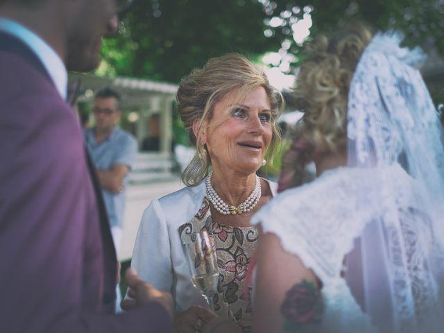 Il matrimonio di Andrea e Eleonora a Grumello del Monte, Bergamo 23