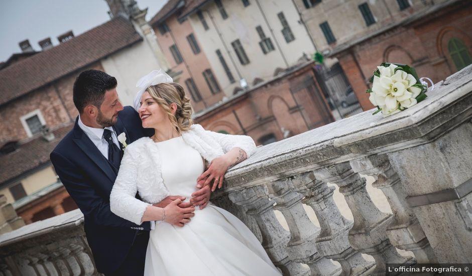 Il matrimonio di Simone e Carola a Piobesi Torinese, Torino