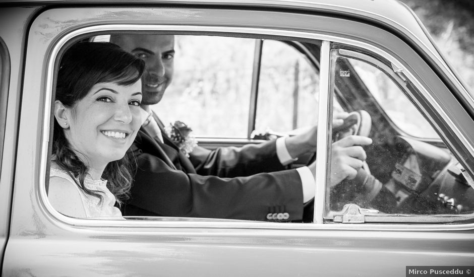 Il matrimonio di Ivano e Valeria a Lanusei, Nuoro