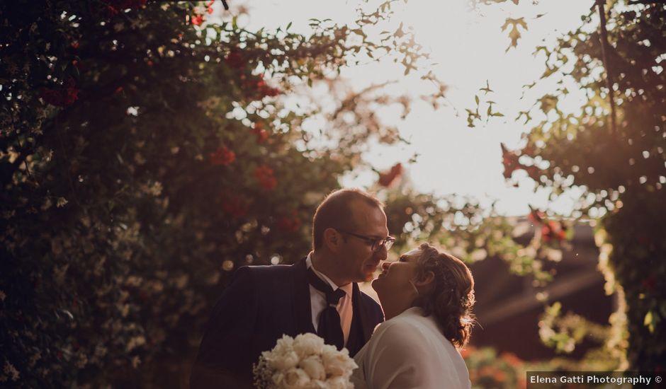 Il matrimonio di Manuel e Cristina a Casale Cremasco-Vidolasco, Cremona