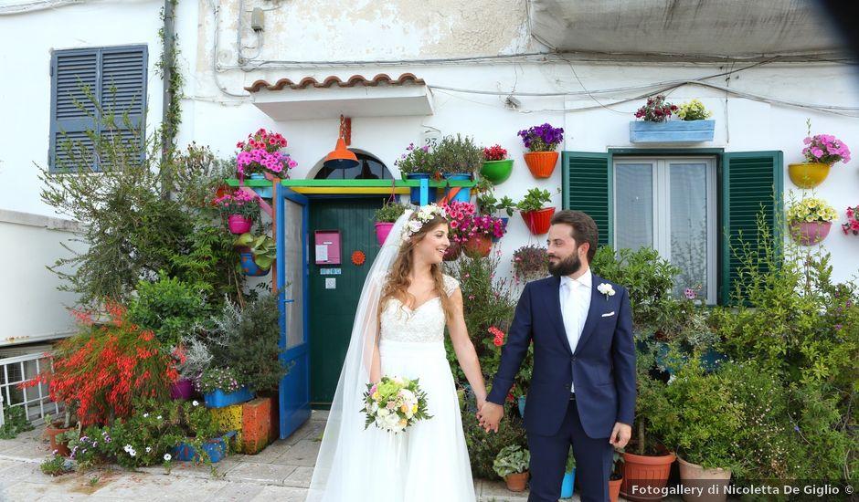Il matrimonio di Nico e Irene a Bari, Bari