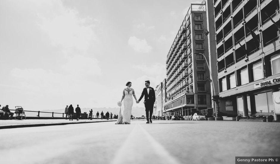 Il matrimonio di Concetta e Emanuele a Napoli, Napoli