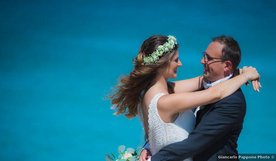 Il matrimonio di Pasquale e Stefania a Monopoli, Bari