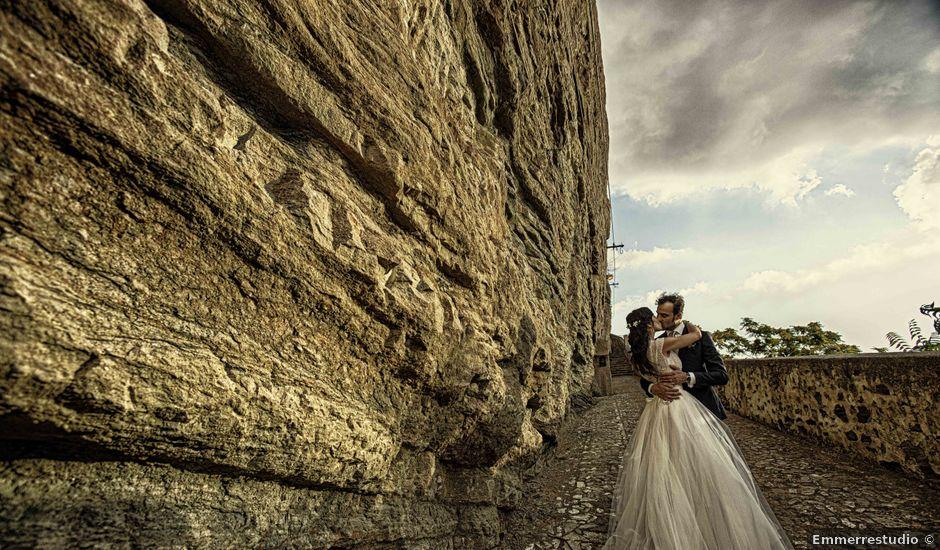 Il matrimonio di Margherita e Onorio a Corleone, Palermo