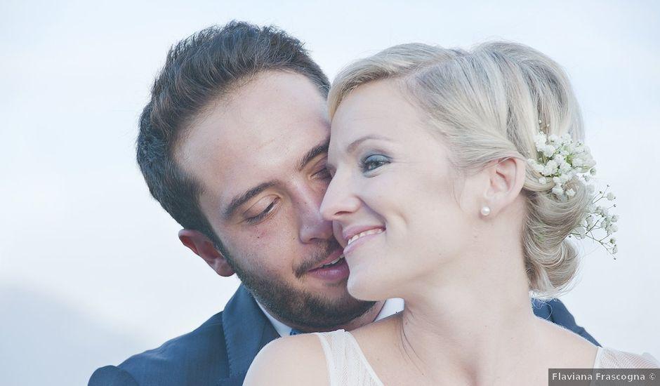 Il matrimonio di Alessandro e Christine a Napoli, Napoli