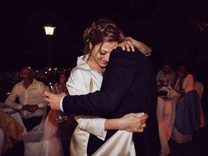 Le nozze di Chiara e Pierluigi