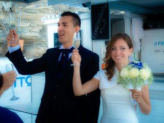 Le nozze di Fabio e Sabrina