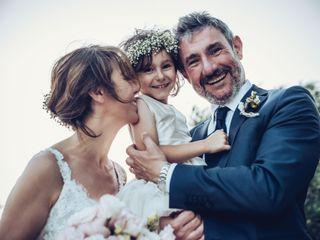 Le nozze di Mariella e Andrea