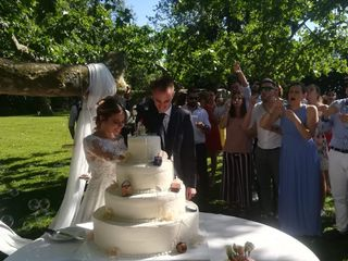 Le nozze di Mattia e Giulia