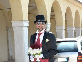 Le nozze di Diego e Marika 3