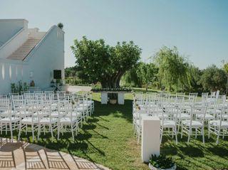 Le nozze di Phil e Christelle 3
