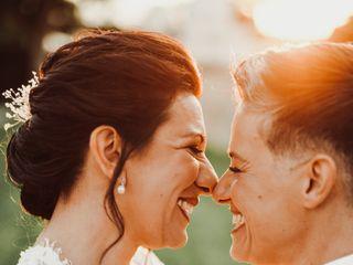 Le nozze di Valentina e Valeria 3