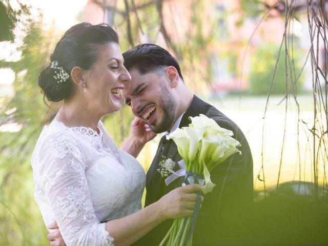 Il matrimonio di Fabio e Roberta a Corsico, Milano 23