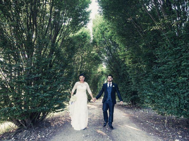 Il matrimonio di Fabio e Roberta a Corsico, Milano 25