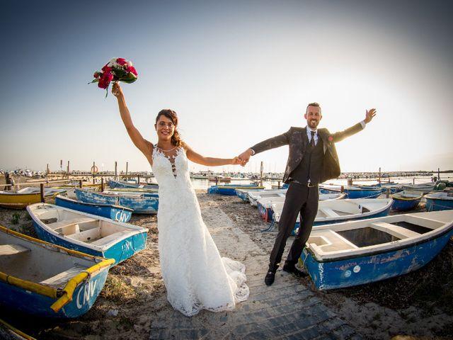 Le nozze di Elena e Damiano