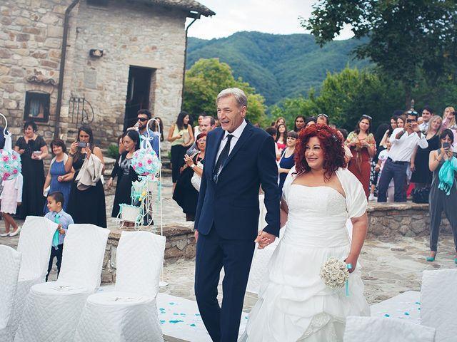 Il matrimonio di Mirco e Marina a Reggio nell'Emilia, Reggio Emilia 13