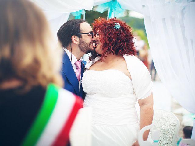 Il matrimonio di Mirco e Marina a Reggio nell'Emilia, Reggio Emilia 16