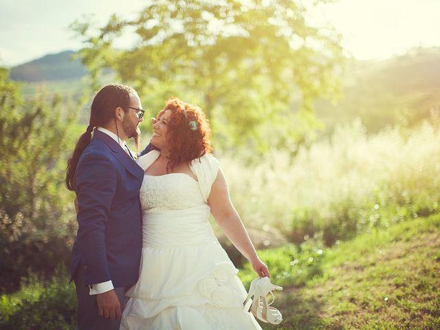 le nozze di Marina e Mirco