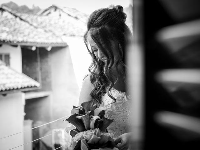 Il matrimonio di Paolo e Raffaella a Vezza d'Alba, Cuneo 11