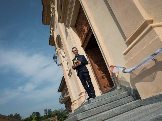 Il matrimonio di Paolo e Raffaella a Vezza d'Alba, Cuneo 14