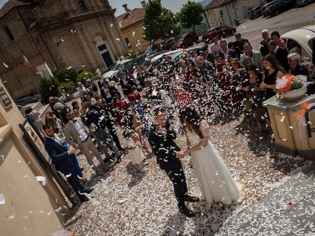 Il matrimonio di Paolo e Raffaella a Vezza d'Alba, Cuneo 22