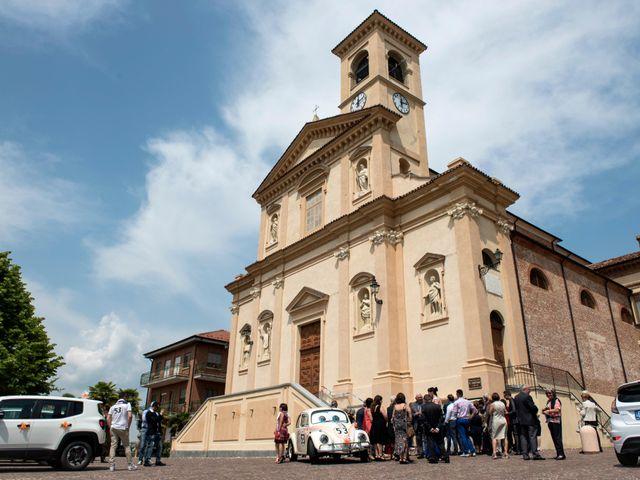 Il matrimonio di Paolo e Raffaella a Vezza d'Alba, Cuneo 24