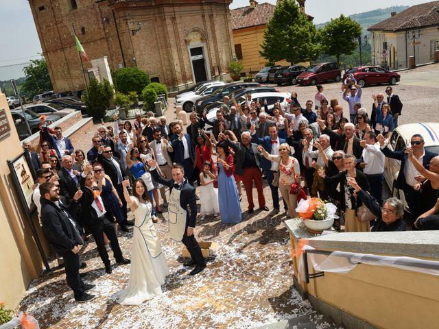 Il matrimonio di Paolo e Raffaella a Vezza d'Alba, Cuneo 25