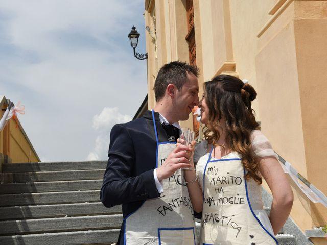 Il matrimonio di Paolo e Raffaella a Vezza d'Alba, Cuneo 26