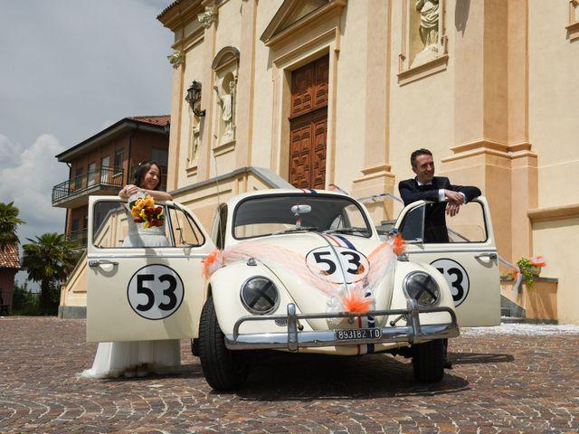 Il matrimonio di Paolo e Raffaella a Vezza d'Alba, Cuneo 28