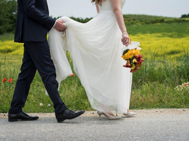Il matrimonio di Paolo e Raffaella a Vezza d'Alba, Cuneo 31