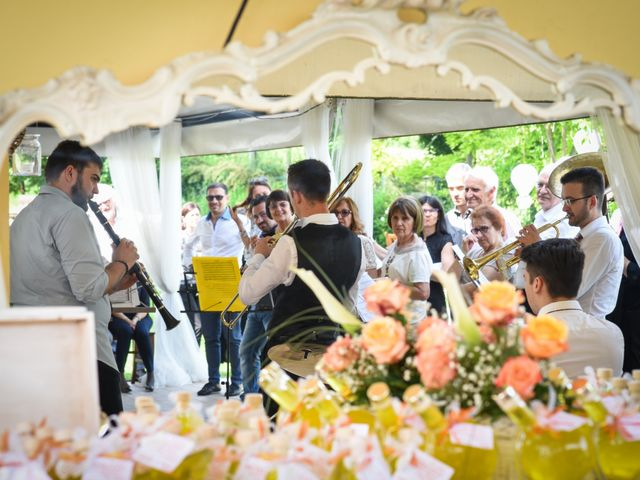 Il matrimonio di Paolo e Raffaella a Vezza d'Alba, Cuneo 43