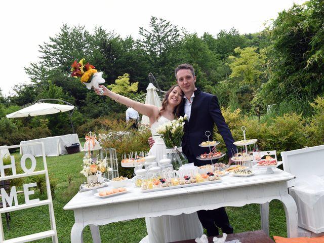 Il matrimonio di Paolo e Raffaella a Vezza d'Alba, Cuneo 51