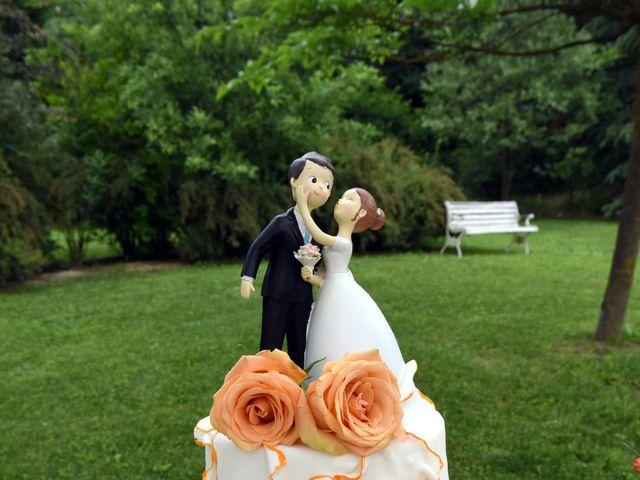 Il matrimonio di Paolo e Raffaella a Vezza d'Alba, Cuneo 52