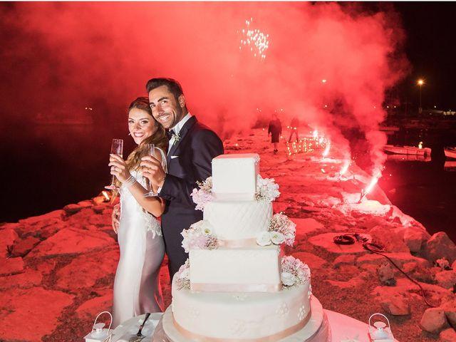 Le nozze di Manuela e Lino