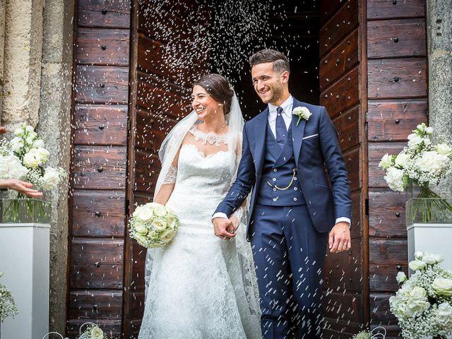 Il matrimonio di Davide e Alessia a Stresa, Verbania 15