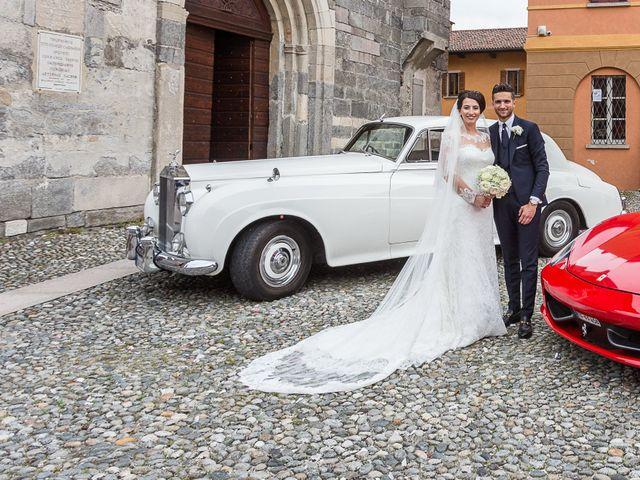 Il matrimonio di Davide e Alessia a Stresa, Verbania 16