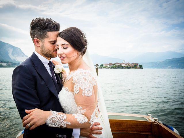 Il matrimonio di Davide e Alessia a Stresa, Verbania 6
