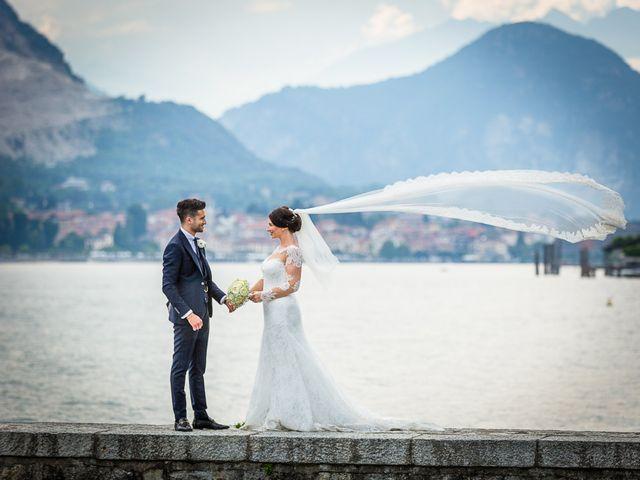Il matrimonio di Davide e Alessia a Stresa, Verbania 1