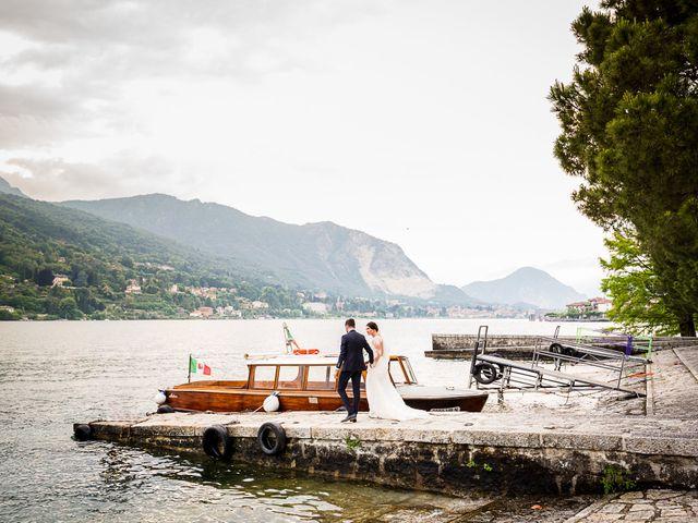 Il matrimonio di Davide e Alessia a Stresa, Verbania 17