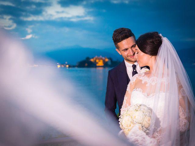 Il matrimonio di Davide e Alessia a Stresa, Verbania 2