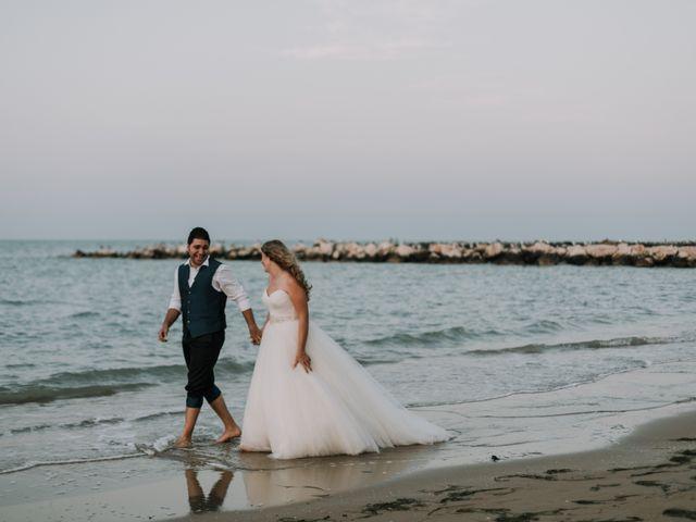 Il matrimonio di Mario e Elke a San Salvo, Chieti 27